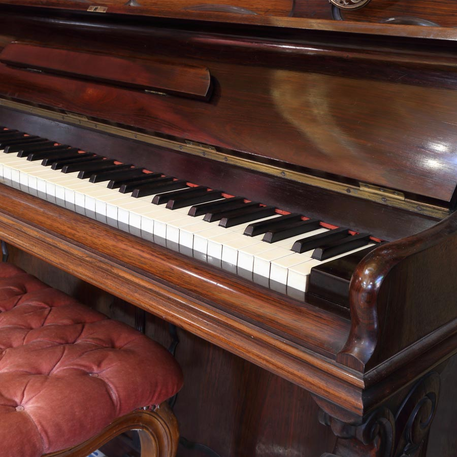 Fine Piano Refinishing