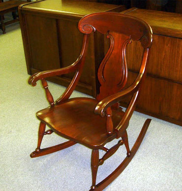Strange G A Rocking Chair Armands Furniture Restoration Gmtry Best Dining Table And Chair Ideas Images Gmtryco